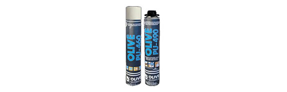 PUF - Foam Sealants & Adhesives