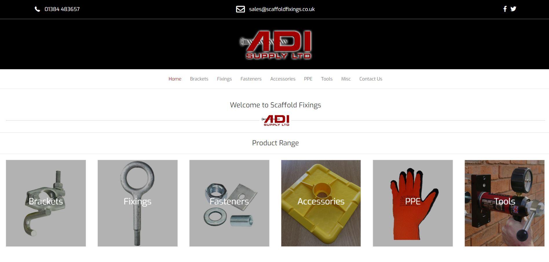 ADI-Scaffold-Fixings